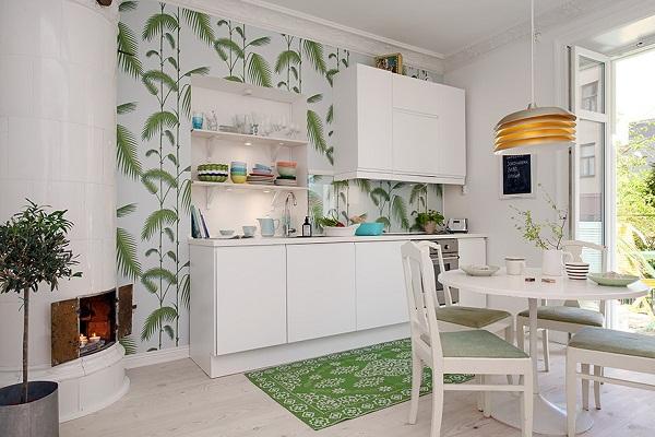 красивый интерьер для маленькой квартиры фото 3 (600x400, 253Kb)