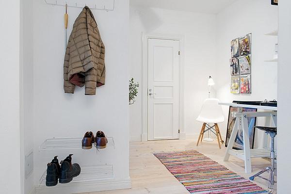 красивый интерьер для маленькой квартиры фото 5 (600x400, 190Kb)