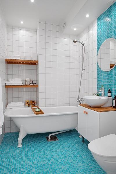 красивый интерьер для маленькой квартиры фото 10 (400x599, 243Kb)