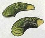 Овощной карвинг. Украшение салатов (3) (152x128, 19Kb)
