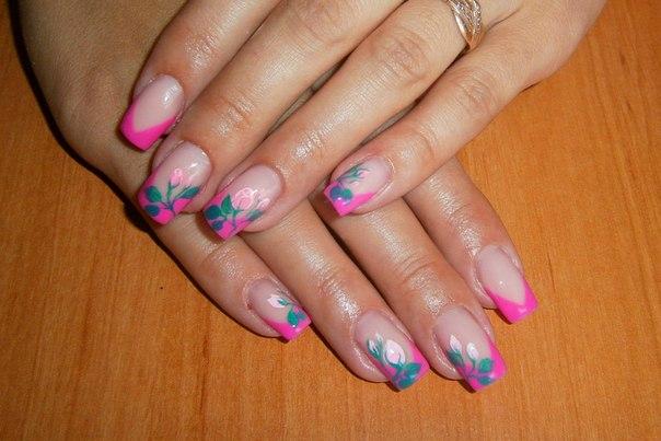 Ногти — дизайн ногтей на лето 2013 фото