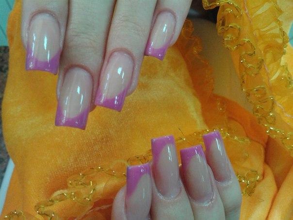 Ногти на лето дизайн