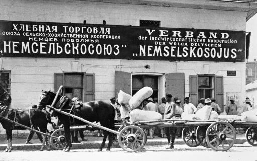 'Немцы в российской истории'