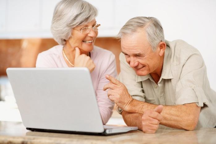бабушка и дедушка (700x466, 224Kb)