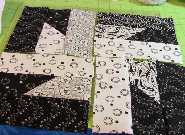 Как сшить лоскутное одеяло пошаговая инструкция