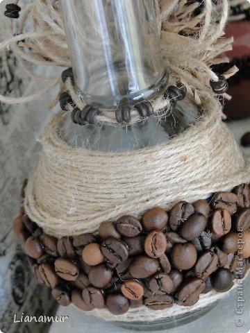 Необычные поделки из кофейных