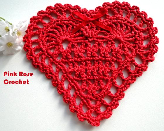сердечное вязание крючком. сафетки крючком схемы (6) (560x450, 515Kb)
