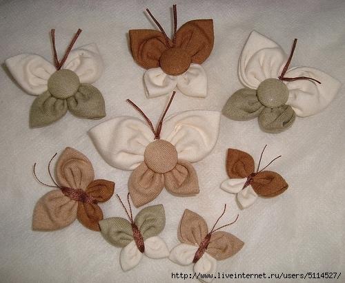 Что можно сделать из кусочков ткани своими руками