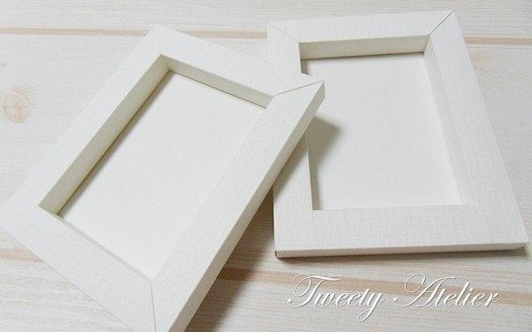 Как можно сделать рамку для фото своими руками