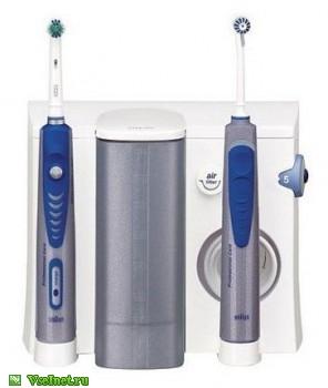 Зубной центр Braun Oral-B 8500 OC18585 (296x350, 29Kb)