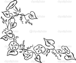 Превью depositphotos_1521959-Vector-Illustration-Of--Flower-Design (700x576, 164Kb)
