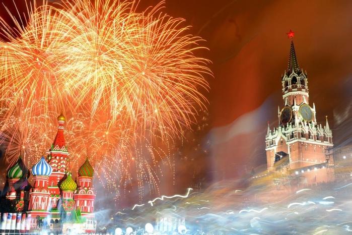 Фестиваль военных оркестров 'Спасская башня'