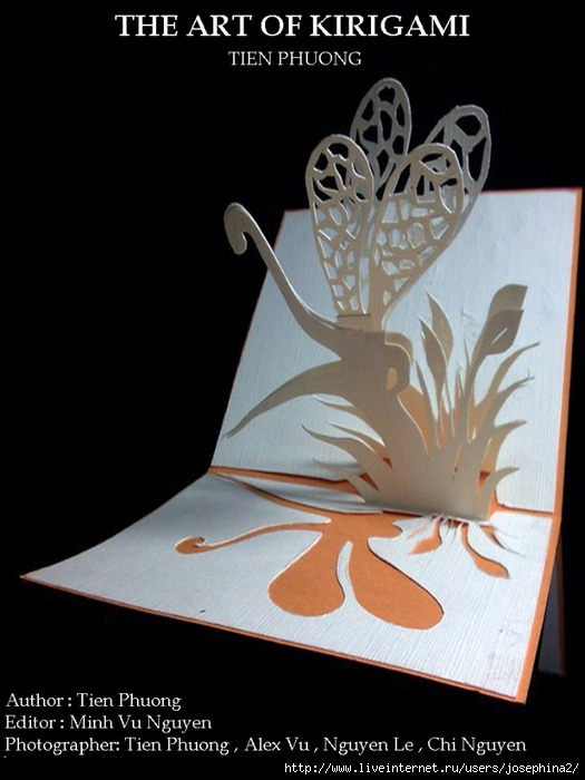 The Art of Kirigami 1 (525x700
