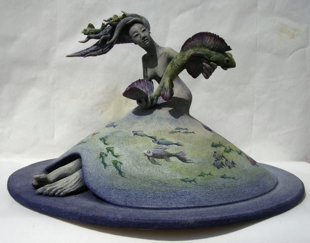 Fidelma Massey _ Ireland _ sculptures _ artodyssey (15) (611x480, 105Kb)