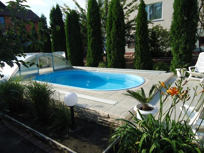 изготовление бассейнов - DIANA-POOL