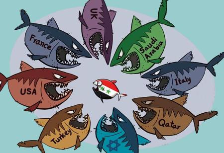 syria-cartoon-sharks (450x308, 68Kb)
