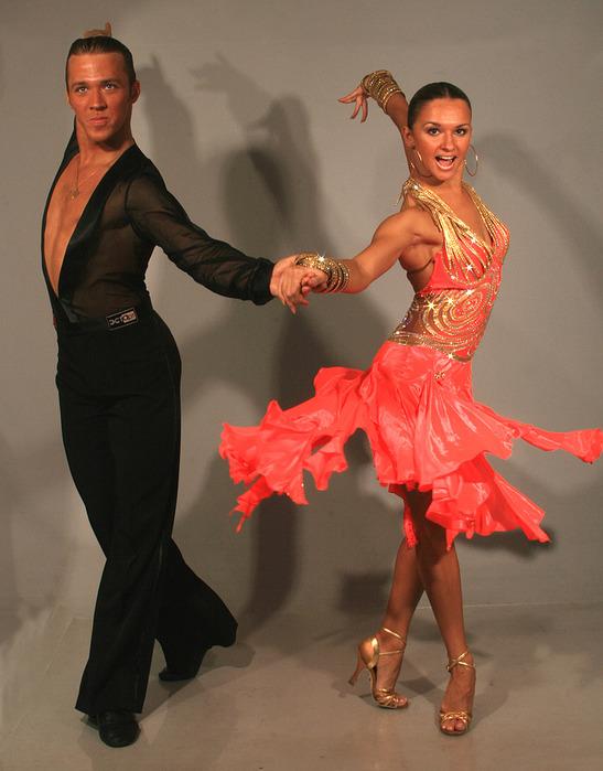 Фото танцы латина 5 фотография
