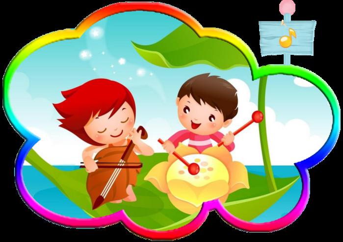Детские картинки для уголков детского сада оформление