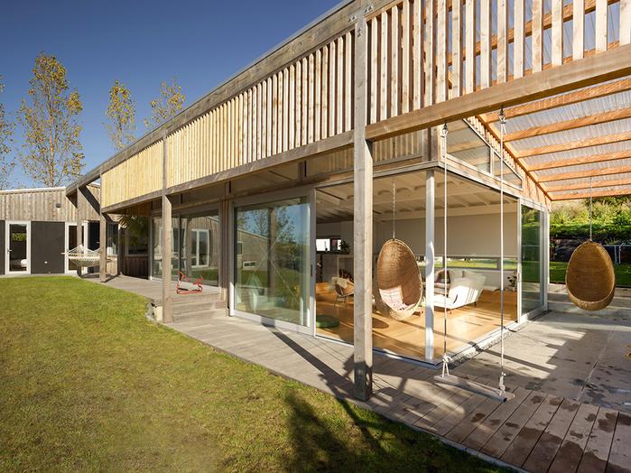 дизайн деревенского дома фото 2 (700x524, 573Kb)