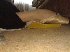 Как сделать подъём стопы