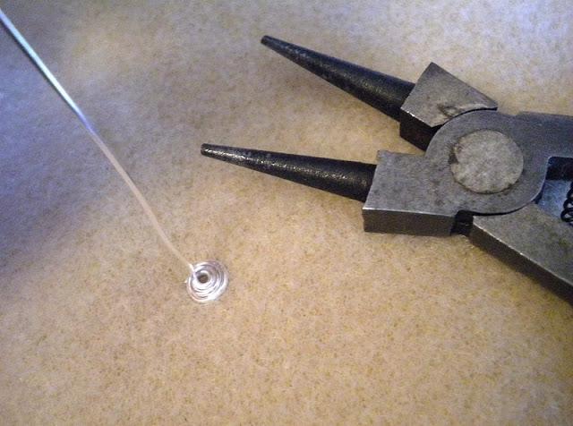 Как можно сделать серёжки.