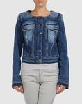 О том, как старую джинсовую куртку сделать трендовой и. очень понравилась идея, что можно в шесть раз дешевле купить...
