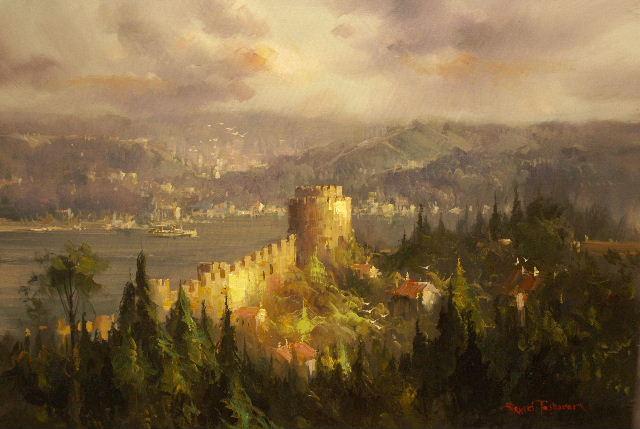 крепость Remzi Taskiran (540x329, 207Kb)