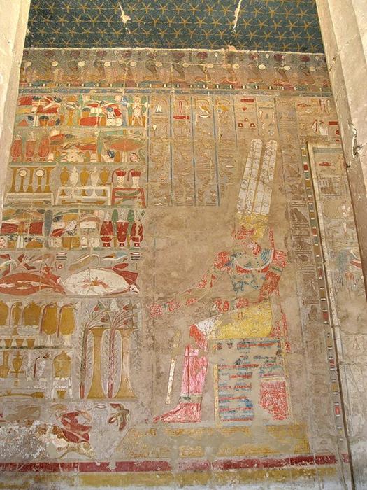Храм царицы Хотшепсут7 (525x700, 504Kb)