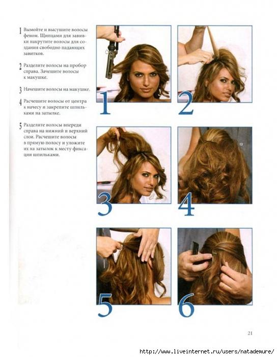 Как самостоятельно сделать стрижку каскад на средние волосы