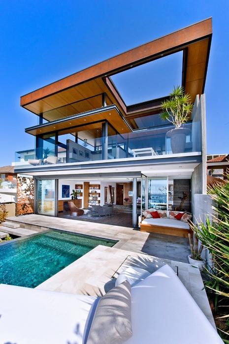 современный дом на берегу океана 3 (465x700, 273Kb)