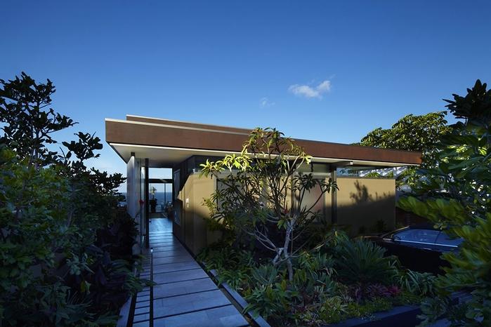современный дом на берегу океана 7 (700x466, 240Kb)