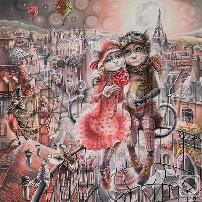Любовь в Париже (650x650, 256Kb)