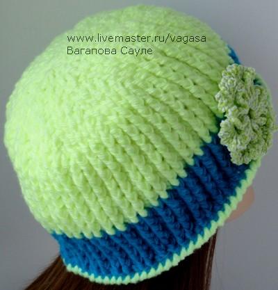 женская шапка вязаная /5156954_33 (400x417, 61Kb)