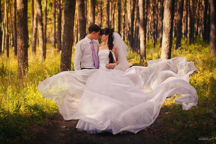 Уроки по съемке свадеб