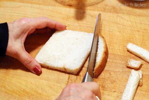 булочки розочки из хлеба