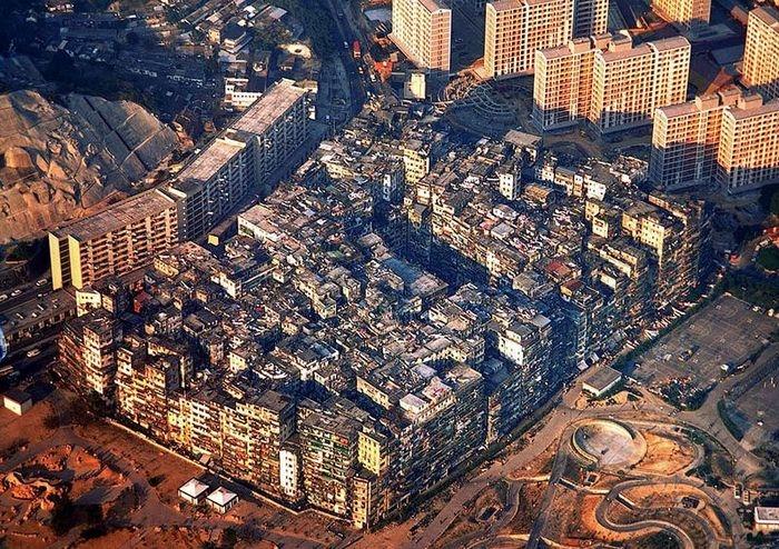 город-крепость коулун гонконг (700x494, 416Kb)