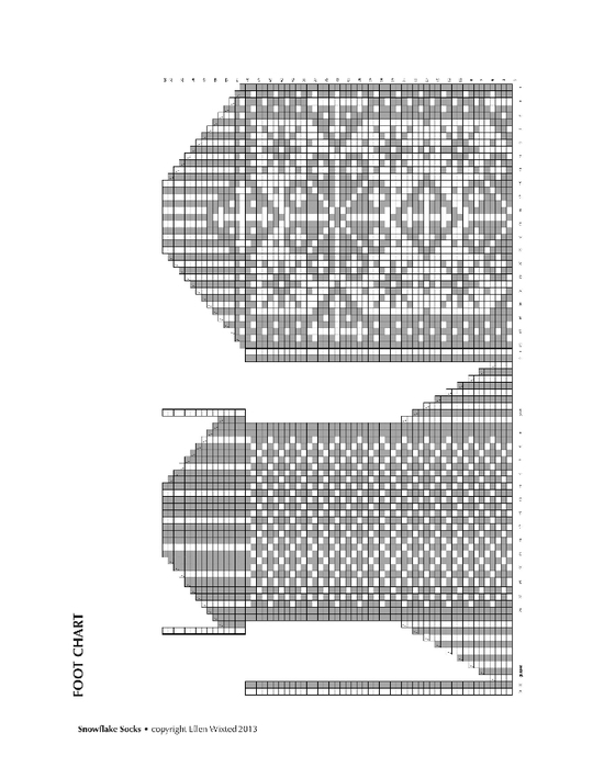 Snowflake_sock.page4 (540x700, 145Kb)