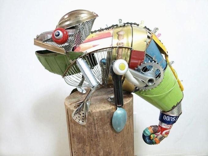 креативная скульптура Natsumi Tomita 2 (680x510, 149Kb)