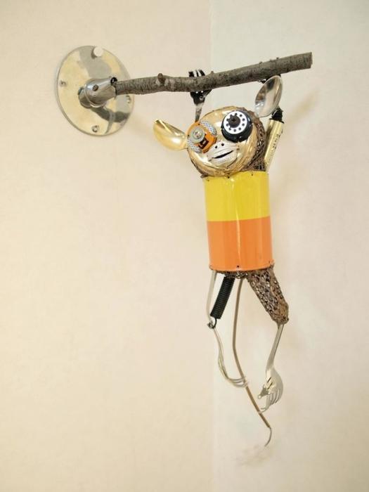 креативная скульптура Natsumi Tomita 8 (525x700, 129Kb)