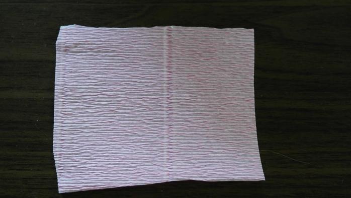 Букет тюльпанов из гофрированной бумаги. Фото мастер-класс (3) (700x393, 173Kb)