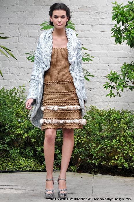 欣赏:时尚的社区芭莎 - maomao - 我随心动