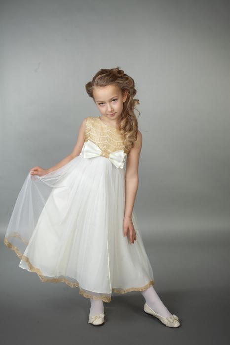 Детское платье  вечернее