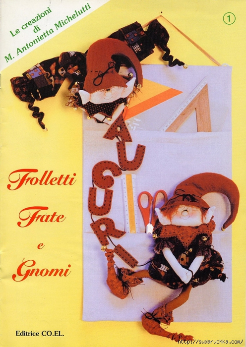 Folletti Fate e Gnomi Fieltro1 (0) (496x700, 300Kb)