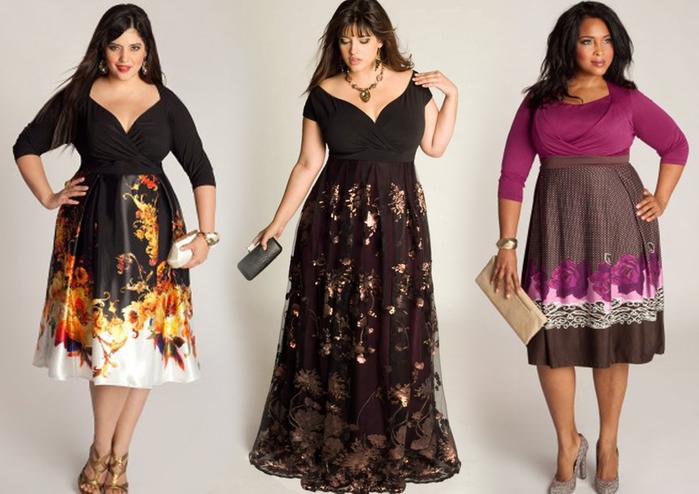 Одежда Для Полных Красавиц