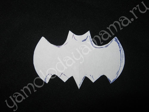 Костюм бэтмена своими руками выкройки фото