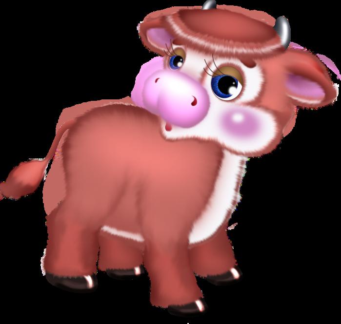 корова (700x665, 334Kb)