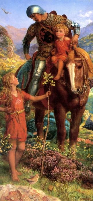 Arthur Hughes (1832-1915),  (324x700, 230Kb)