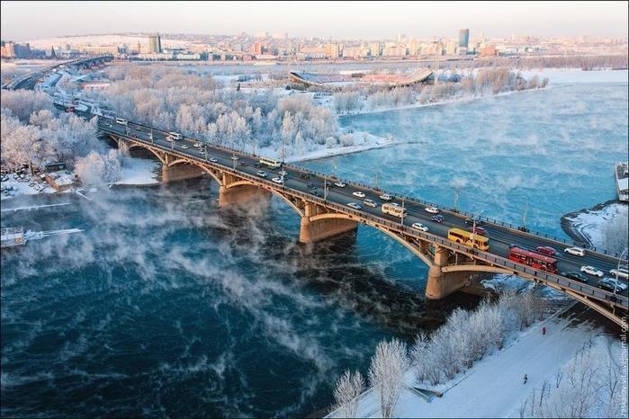 Красноярск (700x466, 402Kb)
