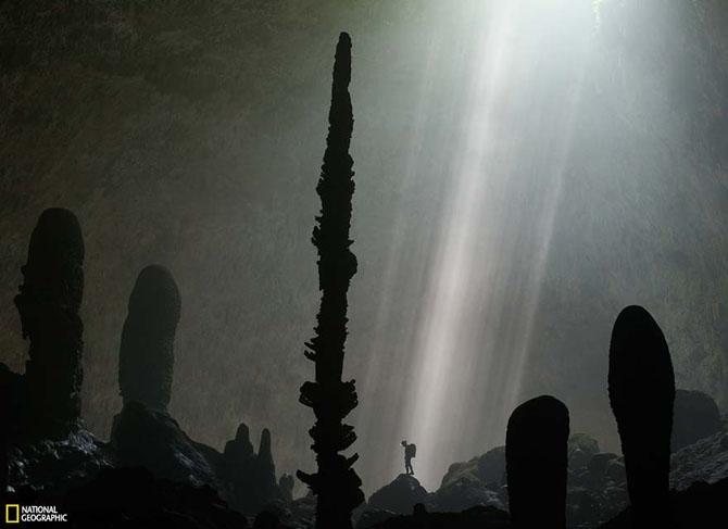 пещера Son Doong вьетнам фото 3 (670x487, 110Kb)