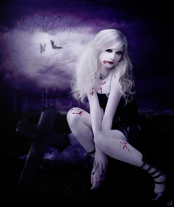вампир (587x700, 214Kb)